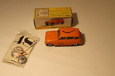 French Dinky 518A Renault 4L AUTOROUTES. Issued 1970-71 Only.