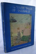 The Fairy Tales of Charles Perrault by C. Perrault (Harry Clark Illus.)