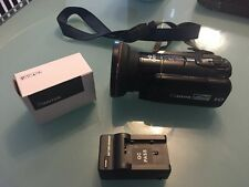 Canon Vixia HF-S20 32GB 8 MP Digital Video Camera