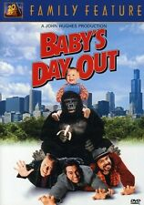 Baby's Day Out DVD Region 1