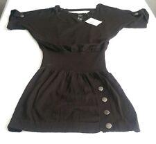 Guess Women's YIINGY Jet Black Dress Size XS NWT