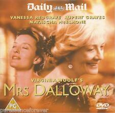 VIRGINIA WOOLF'S MRS DALLOWAY (Daily Mail R2 DVD)