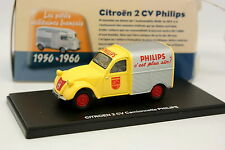 Eligor Presse 1/43 - Citroen 2CV Camionnette Philips