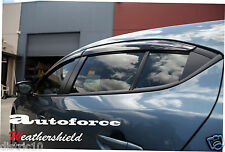 MAZDA 3 2014-2016 SEDAN WEATHER SHIELDS WEATHERSHIELD DOOR WINDOW VISOR MAZDA3