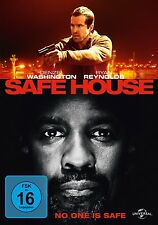SAFE HOUSE (Denzel Washington, Ryan Reynolds) NEU+OVP