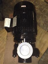 Dayton 15HP Cast Iron Straight Centrifugal Sewage/Trash Water Pump P/N 12A084