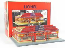 Lionel 6-32998 Mid-Town Models Animated Hobby Shop 1999-2000 C9 Display