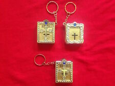 Mini Bible Key Chain(3 pieces)
