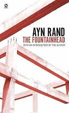 The Fountainhead by Ayn Rand, Leonard Peikoff, Good Book