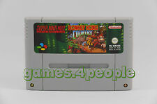 Donkey Kong Country (Land 1 / I) - Jump N Run Action für Super Nintendo / SNES
