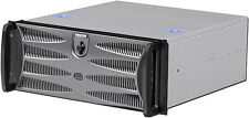 "4U Stylish(3x5.25""+ 7x3.5""Bay)(Rackmount Chassis)(EATX/mATX/ITX)(17.71"" Case)NEW"