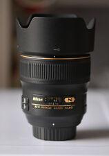 Nikon Nikkor 35mm f1.4 AF-S G
