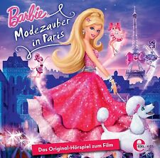 CD * BARBIE - MODEZAUBER IN PARIS - HSO zum Film  # NEU OVP &