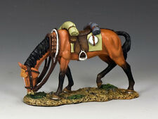 KING AND COUNTRY AUSTRALIAN LIGHT HORSE Standing Horse #1 AL45 AL045