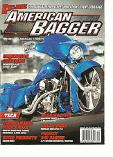 AMERICAN BAGGER. FEBRUARY, 2013 ( EXCLUSIVE 19th ANNUAL RENO STREET VIBRATIONS