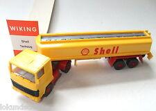 Shell Tankzug   .  Wiking 1:87 802  #3380