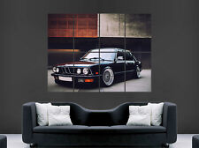 BMW 21 CAR POSTER CLASSIC IMAGE PRINT WALL ART HUGE IMAGE