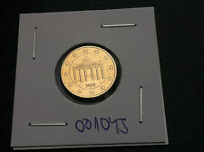 Germany - Federal Republic coin - 10 Euro cent 2002 - Nordic Gold !