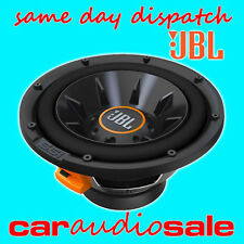 "JBL S2-1024 10"" INCH 1000W CAR BASS SUBWOOFER SINGLE 4 OHM - SAME DAY DISPATCH"