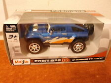 HUMMER HX CONCEPT  MAISTO PREMIERE DIE CAST CAR 1:24  NEW IN BOX
