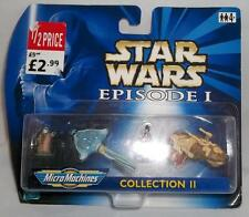 "Star Wars 3 3/4"" Figure - Micro Machines - Episode 1 - Collection 2"