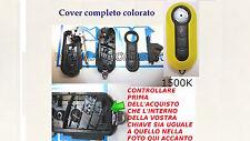 COVER CHIAVE COMPLETA FIAT 500 BRAVO G.PUNTO EVO DOBLO LANCIA YPSILON DELTA -G-