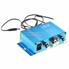 Mini Hi-Fi Amplifier for Cars Motorcycle Boat Stereo