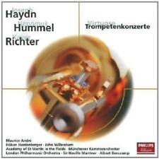 ANDRE/HARDENBERGER/WILBRAHAM - TROMPETENKONZERTE  CD NEU