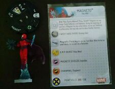 Magneto #014 from AvX with card Avengers vs. X-Men Heroclix set