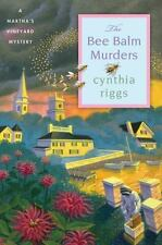 The Bee Balm Murders: A Martha's Vineyard Mystery (Martha's Vineyard M-ExLibrary