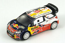 SPARK Citroen DS3 WRC No.2 Winner German Rally 2011 Ogier - Ingrassia S3322 1/43