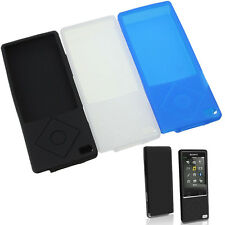 Soft Silicone Gel Rubber Case Cover Skin For Sony Walkman NWZ-A15 A17 MP3 Player