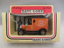 LLEDO   Days-Gone  Ford Model ' T ' Van  6002-1  Cookie-Yellow Letters  NIB (9)