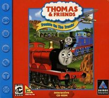 Thomas & Friends Trouble on the Tracks   Learn to Follow Directions   New CD