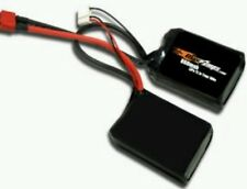 Maxamps LiPo 860mah 2-cell 7.4v Saddle Packs for crawlers  Axial AX10 Scorpion