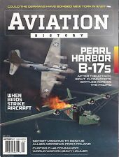 AVIATION HISTORY May 2016 Pearl Harbor B-17's Germans WWI Curtiss C-46 Commando