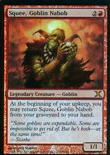 Squee, Goblin Nabob foil | nm | 10th | Magic mtg