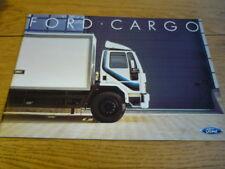 FORD CARGO TRUCK BROCHURE jm