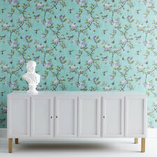 Graham & Brown Chinoiserie Birds/Floral Jade Wallpaper Was £23 Now £14.99