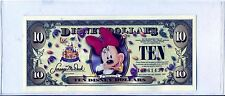 2005 T $10 Disney Dollar MINNIE MOUSE 50th Anniversary Uncirculated DISNEY STORE