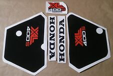 Autocollants / Stickers / Decals Honda XL400S - XLS 400