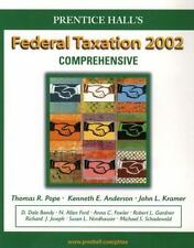 Prentice Hall's Federal Taxation 2002: Comprehensive