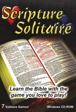 Scripture Solitaire - Fun Way to Learn & Memorize Bible Truths -Download Version