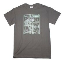 Pixies Monkey Grid T-Shirt LICENSED New Adult GREY  TSU-PIX70031 SIZE  XL