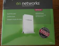 NEW SEALED On Networks  Wireless WiFi router N150
