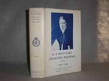 HP Blavatsky Collected Writings Volume IV 1882-1883 Works Theosophy Occult Book