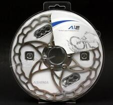 Ashima Ai2 Stainless Steel Ultra Light 160mm Mtb Bicycle Disc Brake Rotor 73g