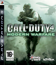 Call of Duty 4 Modern Warfare PS3 NEW SEALED FAST DISPATCH