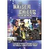 Kaiser Chiefs - Behind the Music DVD (2008) Brand new and sealed