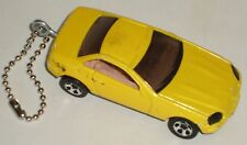 Hot Wheeels Mercedes SLK Diecast Toy Keychain (Collectible- Made from toy car)